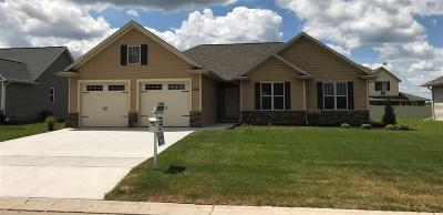 Appleton Single Family Home Active-No Offer: 3700 Tulip