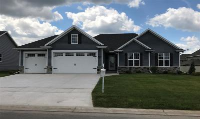 Appleton Single Family Home Active-No Offer: 3624 Tulip