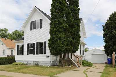 Single Family Home Active-No Offer: 138 N Locust