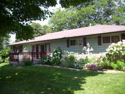 Appleton Single Family Home Active-No Offer: 2700 E John