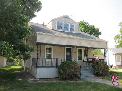Neenah Single Family Home Active-No Offer: 509 Chestnut