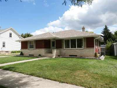 Appleton Single Family Home Active-No Offer: 608 S State