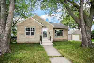 Neenah Single Family Home Active-No Offer: 1229 Henry