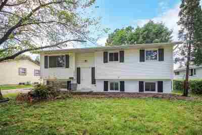 Appleton Single Family Home Active-No Offer: 1213 S Walden