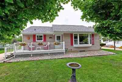 Appleton Single Family Home Active-No Offer: 1419 N Wayne