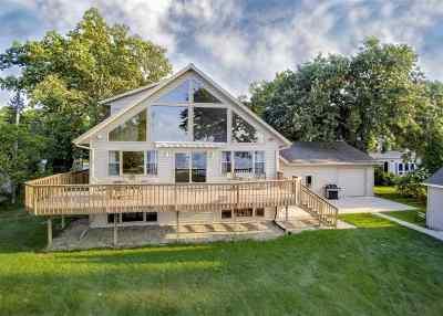 Winneconne Single Family Home For Sale: 8796 Hwy B