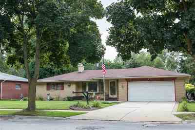 Green Bay Single Family Home For Sale: 140 Huth