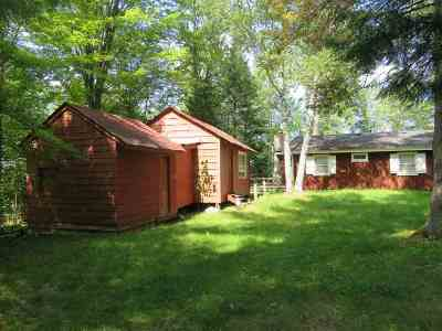 Townsend Single Family Home For Sale: 16920 Deer Track