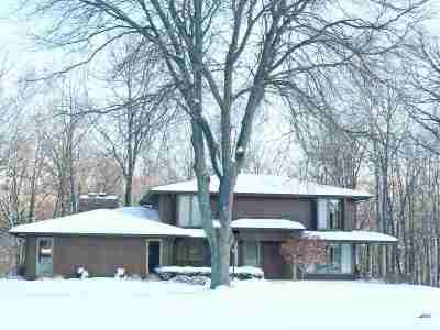 Oneida Single Family Home For Sale: 4550 Hillcrest
