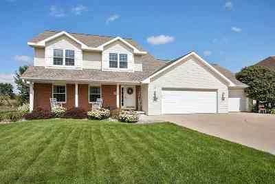 Howard Single Family Home For Sale: 2790 Prairie Garden
