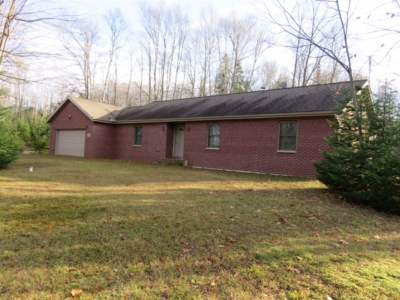 Townsend Single Family Home For Sale: W1019 Mary Lake
