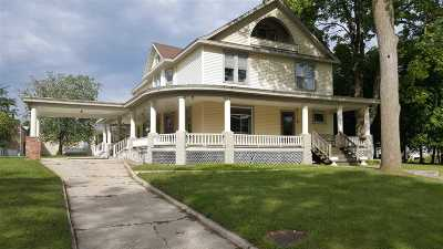 Oconto Single Family Home For Sale: 1109 Superior