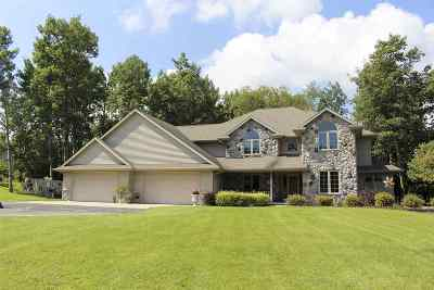 Howard, Suamico Single Family Home Active-No Offer: 2997 St Pats