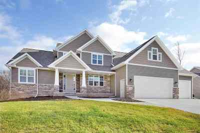 Appleton Single Family Home For Sale: N324 Ruys