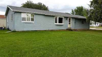 Neenah Single Family Home For Sale: 335 Thomas