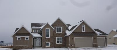Appleton Single Family Home For Sale: W5766 Parker