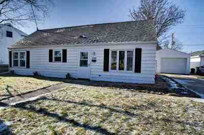 Kimberly Single Family Home Active-No Offer: 322 S James