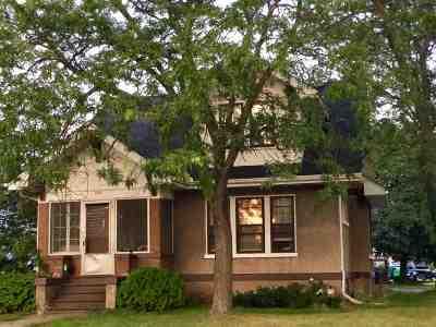 Oshkosh Multi Family Home Active-No Offer: 1314 Ohio