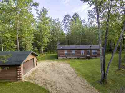 Dunbar Single Family Home For Sale: W9779 Hwy L