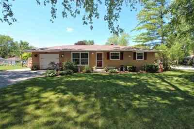 Howard Single Family Home For Sale: 973 Harwood