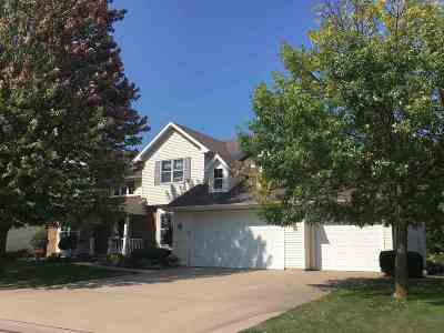 Neenah Single Family Home For Sale: 310 Bosworth