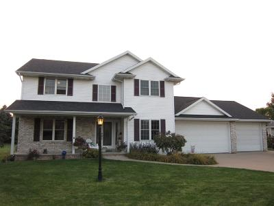 Appleton Single Family Home Active-Offer No Bump: N9325 Snapdragon