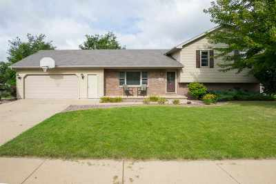 Menasha Single Family Home For Sale: 1180 Southfield