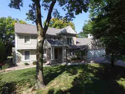 Appleton Single Family Home For Sale: 340 W River