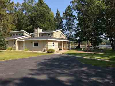 Pound Single Family Home Active-No Offer: 9171 Half Moon Lake