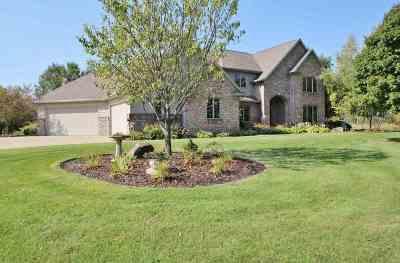 Appleton Single Family Home For Sale: 5115 Spencer