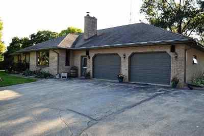 Winneconne Single Family Home For Sale: 5595 E Hwy 116