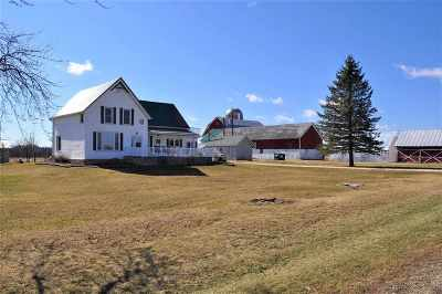 Farm For Sale: 5947 Hwy D