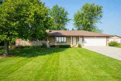 Freedom Single Family Home For Sale: N2849 Hwy N