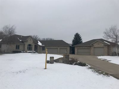 Kaukauna Single Family Home For Sale: N1157 Caitlin