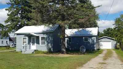Oconto Single Family Home Active-No Offer: 226 Gale