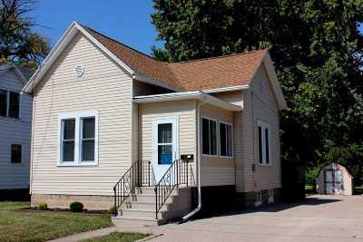 Menasha Single Family Home For Sale: 724 3rd