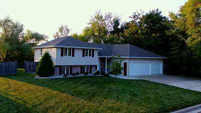Menasha Single Family Home For Sale: 1274 Fieldview