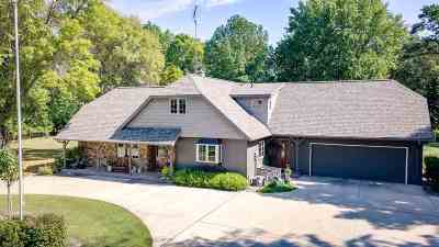 Berlin WI Single Family Home For Sale: $789,900
