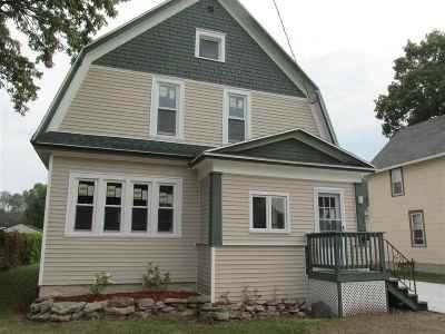 Kaukauna Single Family Home For Sale: 316 Taylor