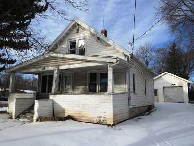 Kaukauna Single Family Home For Sale: 1101 Lawe