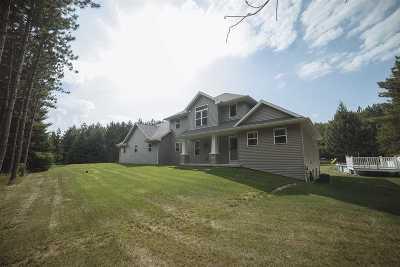 Sobieski Single Family Home For Sale: 391 Tommary