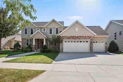 Appleton Single Family Home For Sale: 2801 E Glenhurst