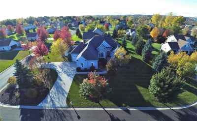 Greenville Single Family Home For Sale: N1621 Topaz