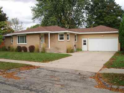 Marinette Single Family Home For Sale: 3018 Taylor