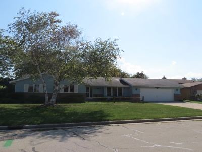 Neenah Single Family Home For Sale: 1150 Park Village