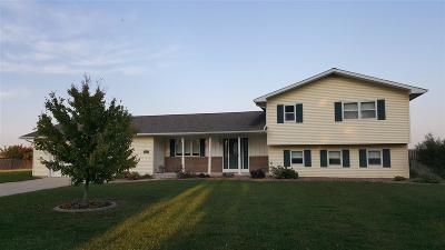 Kaukauna Single Family Home For Sale: N3810 McHugh