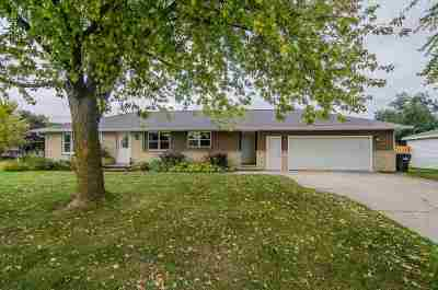 Freedom Single Family Home For Sale: N4142 Hwy 55