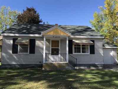 Cecil Single Family Home For Sale: 217 S Warrington