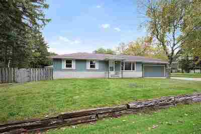 Single Family Home For Sale: 3536 N Summit