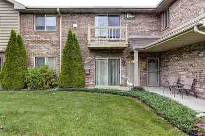 Appleton Condo/Townhouse For Sale: 3323 N Casaloma #49